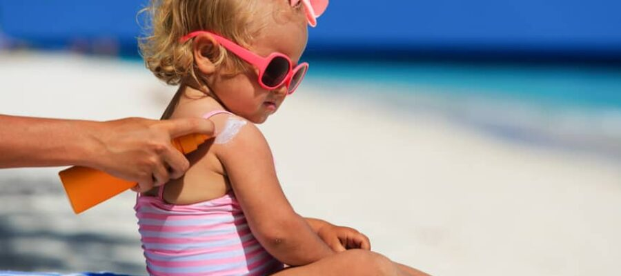 Protección solar en niños: ¿Qué debemos saber?
