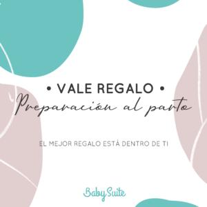 Vale Regalo – Preparación al parto