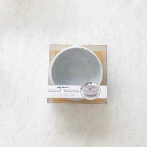 Bol de Silicona con ventosa (Marmol)