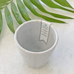 Vaso de Silicona (Marmol)
